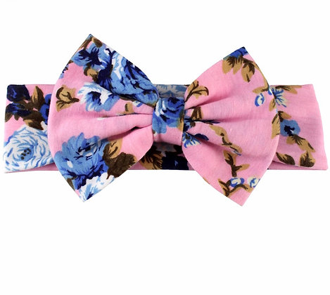 Pink floral HB