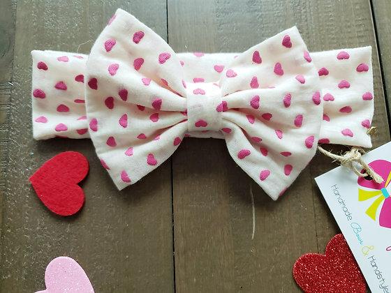 Heart Baby Headband