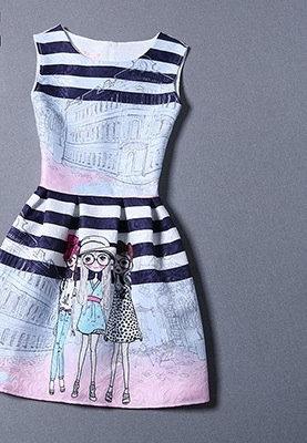 City Girl Dress
