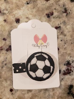 3D Soccer Clip