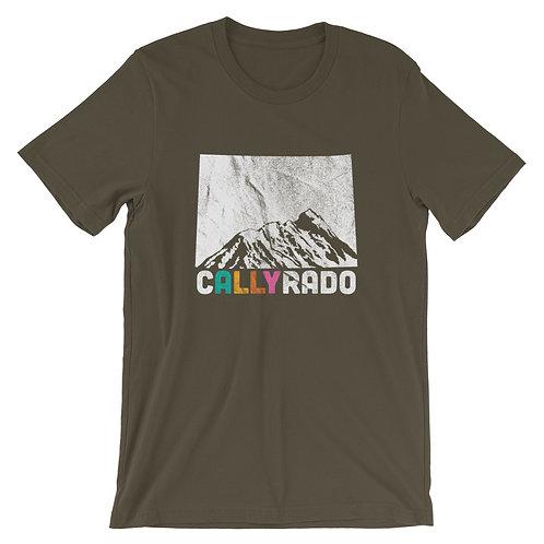 CO (CALLYRADO) Short-Sleeve Gender Inclusive T-Shirt