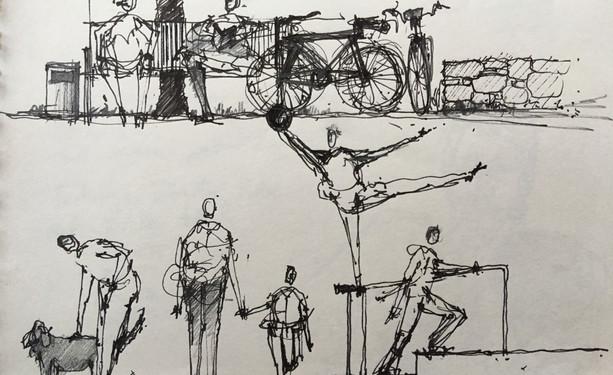 figure studies #1