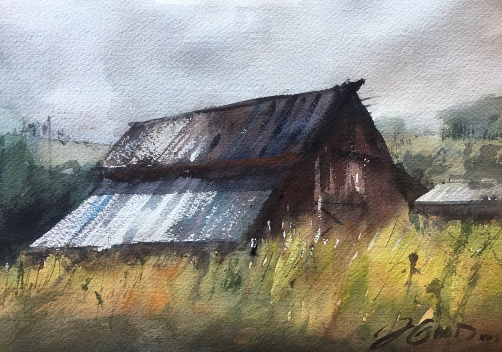 Winthrop Barn