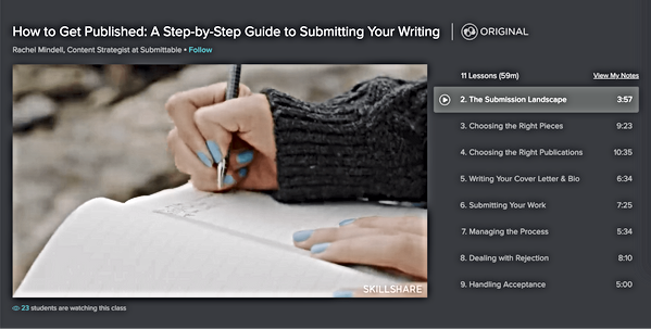 How to Get Published A Step-by-Step Guid
