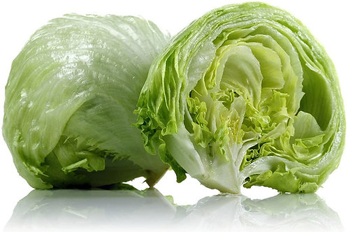 Iceberg Lettuce (Per Head)