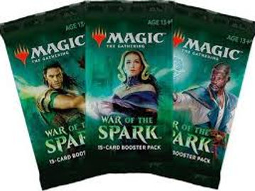 War Of The Spark (Booster Pack)