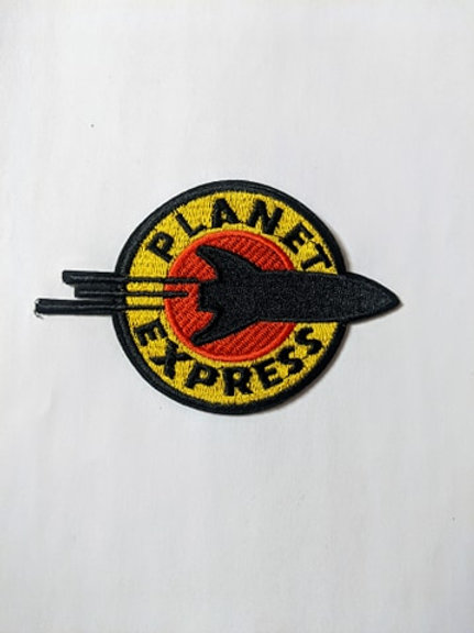 Planet Express/ Futurama Patch