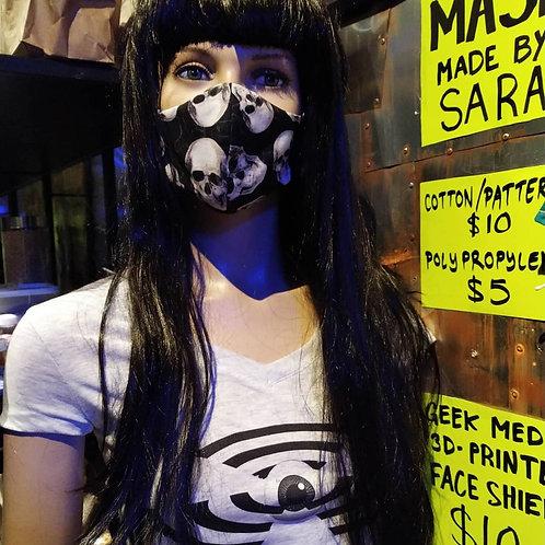 Skulls Mask