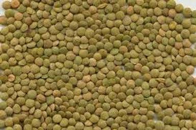 Green Lentils Per 1 Lb
