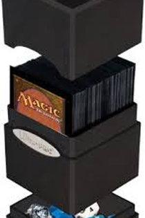 Ultra Pro Black Radiant Satin (100)