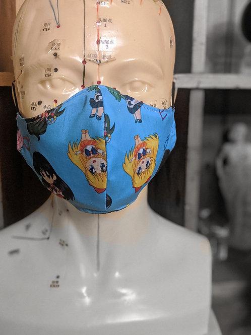 Sailor Moon Blue Mask