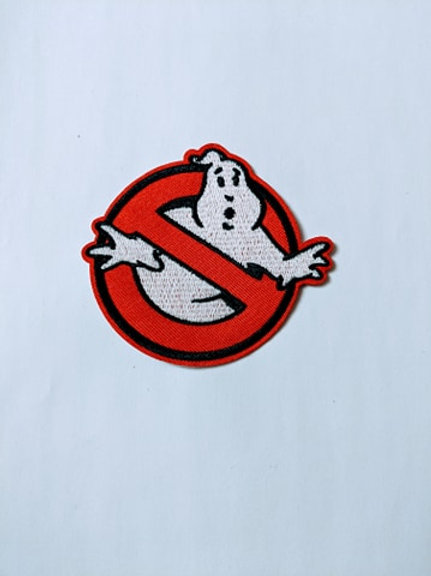 Ghost Busters Patch