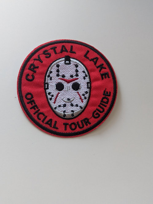 Crystal Lake Guide Patch