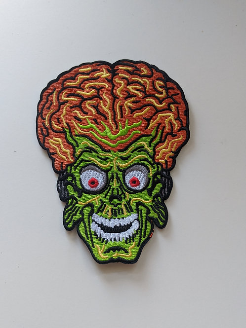 Mars Attacks Patch