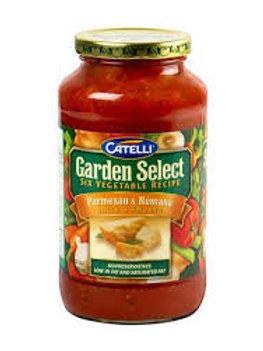 Pasta Sauce Garden Select Parm