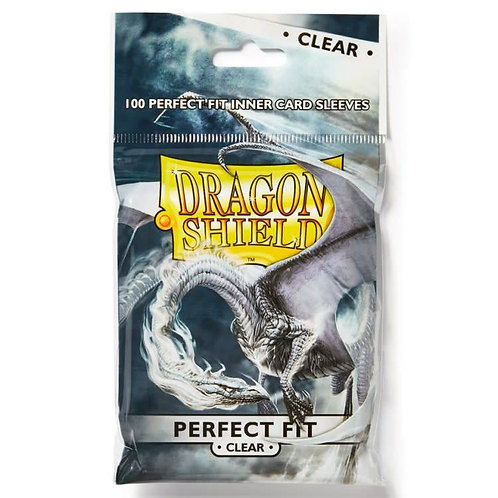 100 Perfect Fit Dragon Shield Sleeves