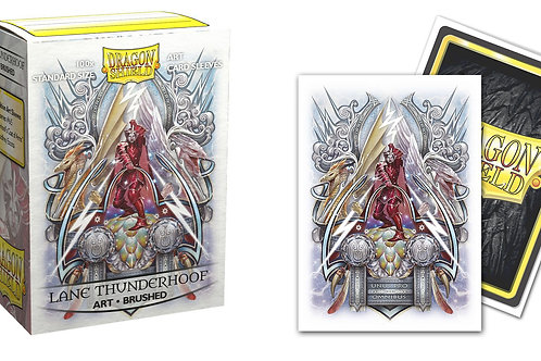 Lane Thunderhoof Dragon Shield Sleeves
