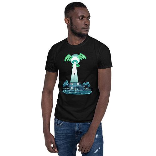 Alien Abduction Shirt Design By Richard Li