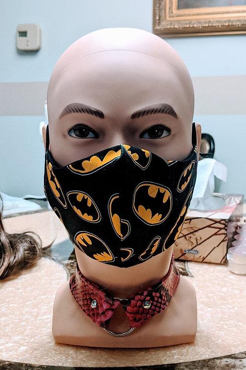 Batman Logo Mask