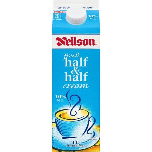 Half and Half Cream