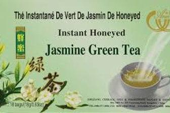 Jasmine Honeyed Green Tea