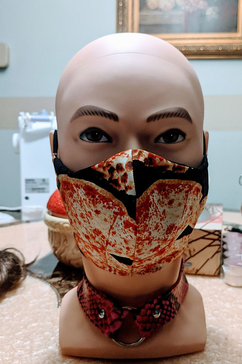 Pizza Lovers Mask