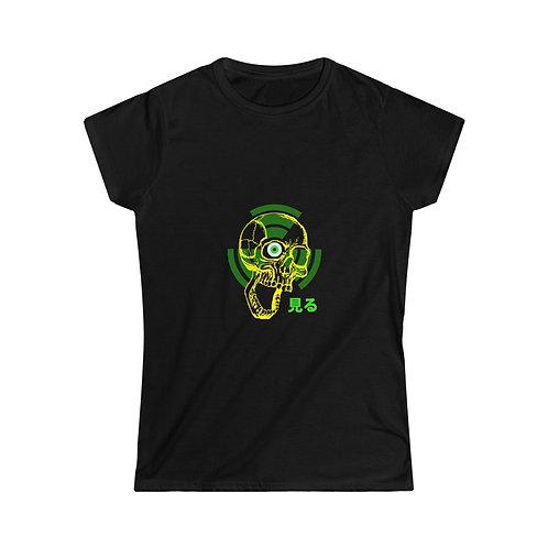 See-Scape Skull Logo, design by Jack Lesarge