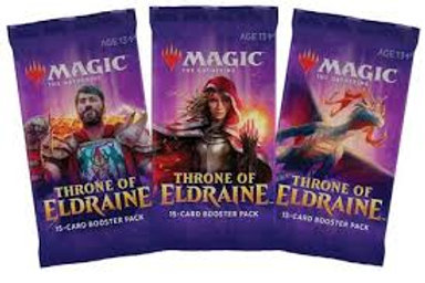 Throne Of Eldraine (Booster Packs)