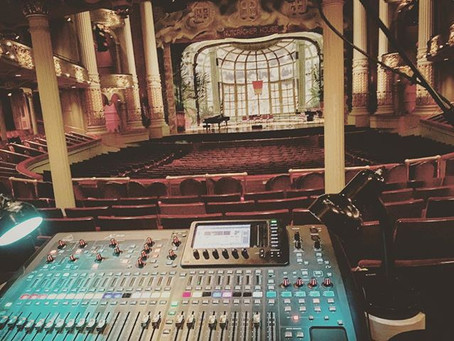 The Orpheus Club at the Academy of Music