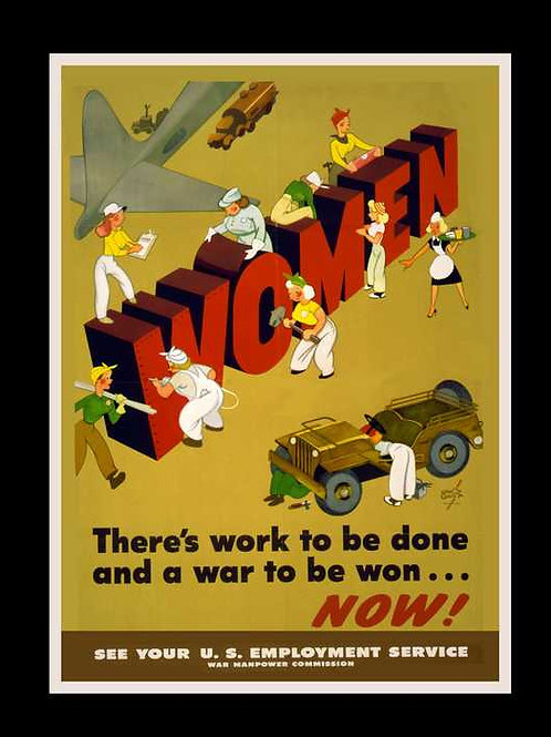 Women in the Workplace WWII