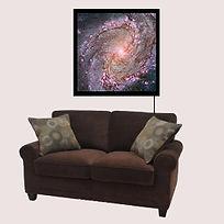 LED Backlit Hubble Images