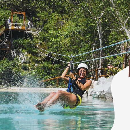 Scape Park at Cap Cana with Go Dominican Travel