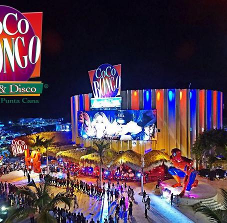 Coco Bongo Punta Cana Live the Experience!