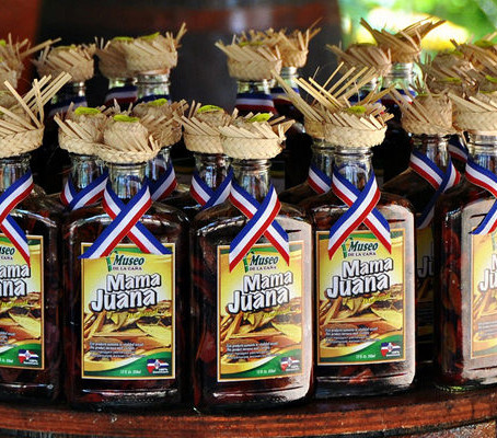 Mamajuana the official drink of the dominican republic