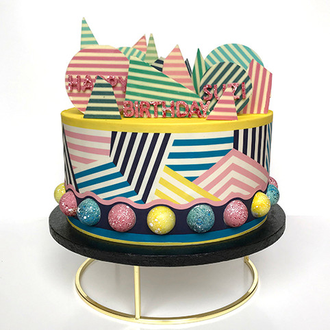 Dazzle Cake