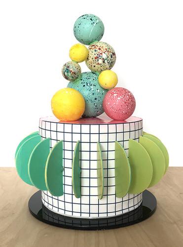 Grid Cake