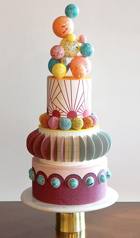 Bespoke Wedding Cake