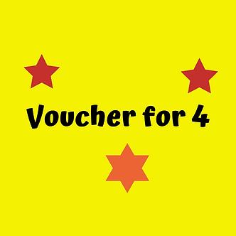 Voucher for 4