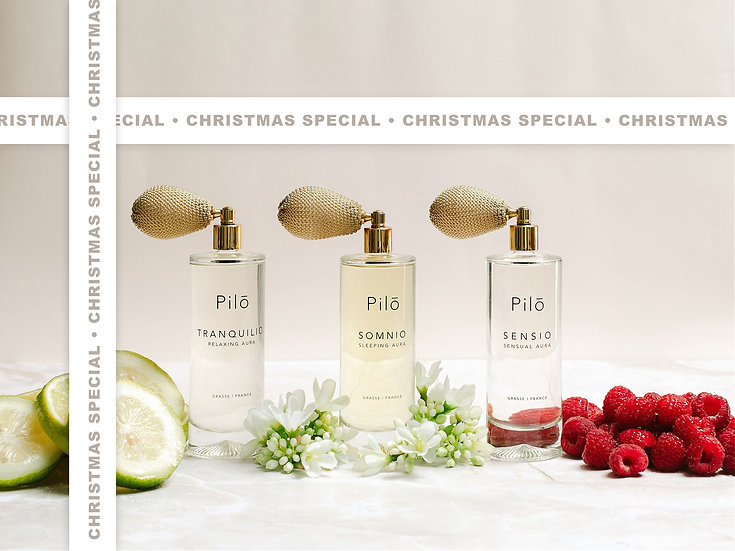 Complete Set of Pilō | Ambience Perfumes