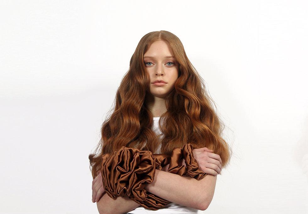 Background Hair Ties