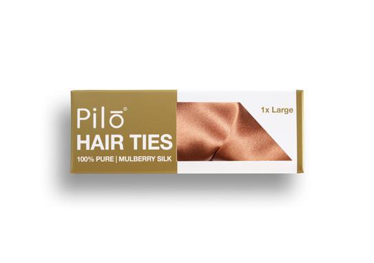 Pilō   Silk Hair Ties
