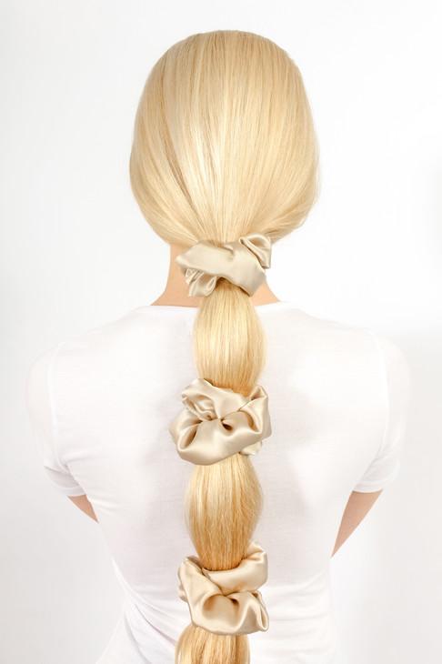 Pilō | Silk Hair Ties