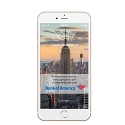 TAGMYPHONE FOR MOBILE BANKING