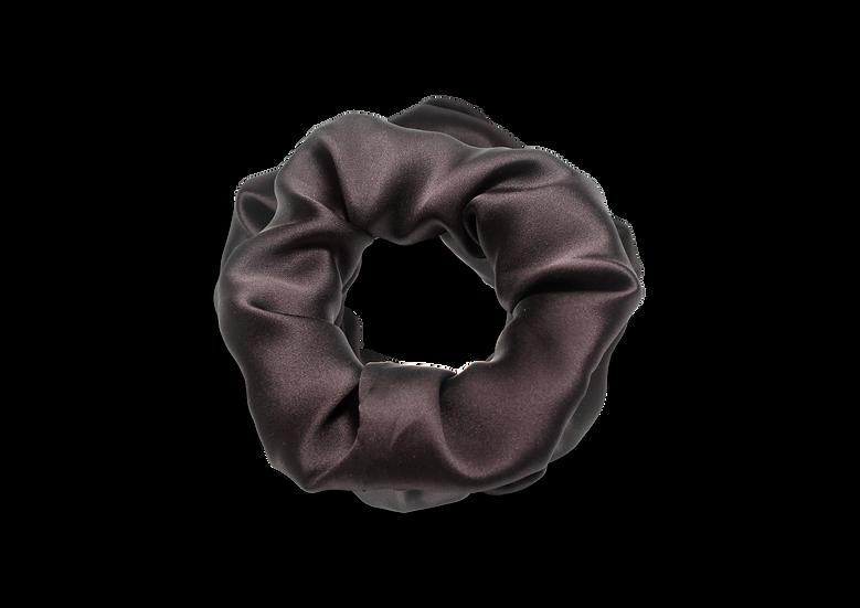 Brunette | Silk Hair Tie