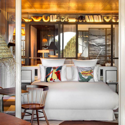 Eco luxe design imagined by Philippe Starck