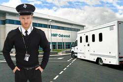 Stu Prison Officer