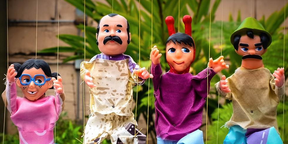 Atelier gratuit pour les enfants: Marionnettes