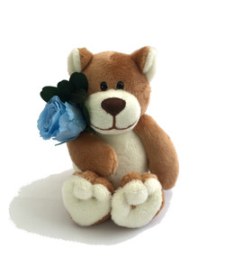My Teddy - light blue