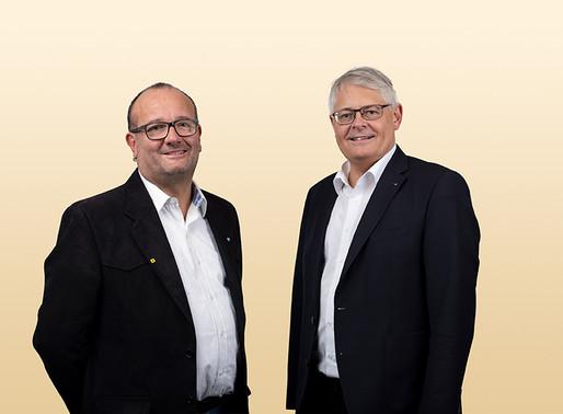 Gemeindepräsidenten kandidieren