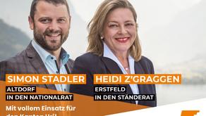 CVP lanciert Wahlkampf
